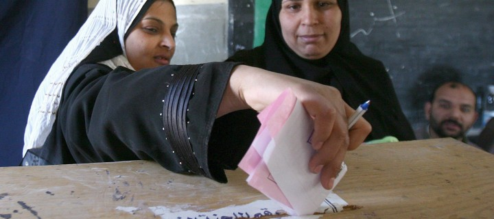 Egypt: The Year of the Elections and Elusive Political Reforms