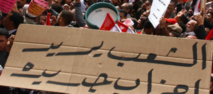 Political Parties in Egypt: Alive but Not Kicking