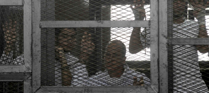 Opinions are dangerous as Egypt cracks down on dissent