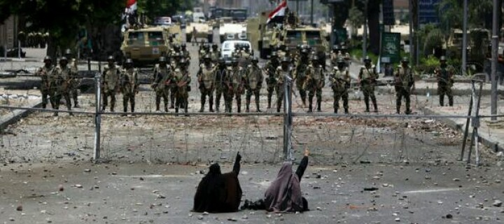 Brutality, torture, rape: Egypt's crisis will continue until military rule is dismantled
