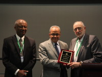 Dr Shahin awarded IIIT Distinguished Scholar Award