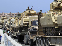 Lessons Not Learned: Trading Democracy for Neoliberal Militarism in Egypt