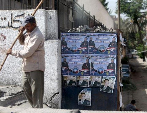 Egypt's new parliament: control and fragmentation