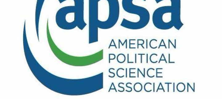 APSA Letter in Support of Shahin