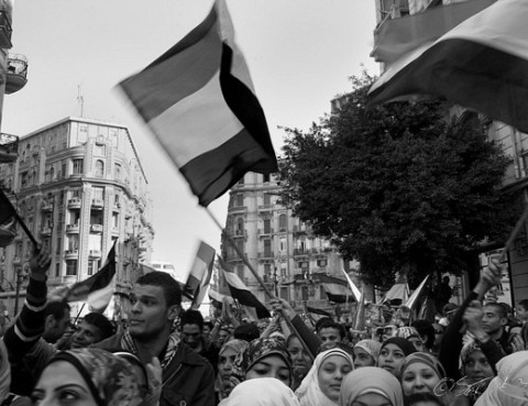 Egypt's Revolution Turned on its Head